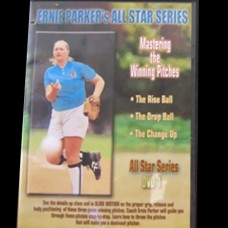 All Star DVD 1 - Mastering the Winning Pitches  (Like 3 DVD's in One!)