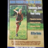 All Star DVD 2 - Explosiveness, Speed, and Power Training  (Like 3 DVD's in One!)